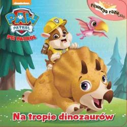 Wydawnictwo Media Serwis Zawada Literatura Dziecięca PSI PATROL Bajka Na Tropie Dinozaurów 5399