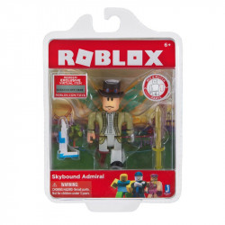 JAZWARES Roblox Figurka SKYBOUND ADMIRAL 10717