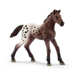 SCHLEICH 13862 Figurka Konia ŹREBIĘ RASY Appaloosa