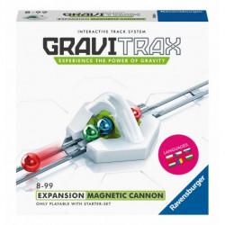 Ravensburger GRAVITRAX Zestaw Uzupełniający Magnetyczna Armatka 275106