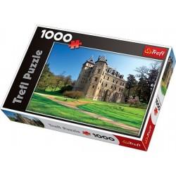 Trefl - 10221 - Puzzle 1000 - Pałac w Głuchowie
