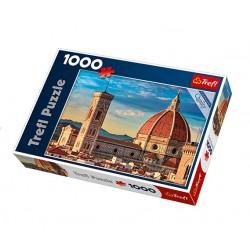 Trefl - 10381 - Puzzle 1000 - Katedra Santa Maria del Fiore - Florencja