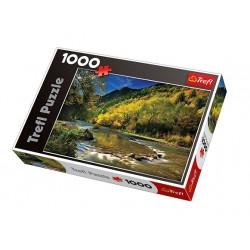 Trefl - 10317 - Puzzle 1000 - Rzeka Arrow - Nowa Zelandia