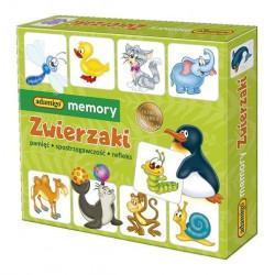 ADAMIGO Memory ZWIERZAKI 7370