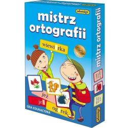 ADAMIGO Gra Edukacyjna MISTRZ ORTOGRAFII 7172