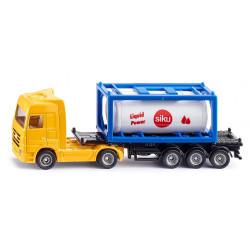 SIKU Ciężarówka z Cysterną 1:87 1795