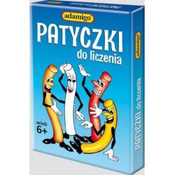 ADAMIGO Patyczki do Liczenia 7288
