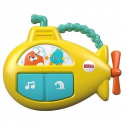 FISHER-PRICE Muzyczna Łódź Podwodna FXC02