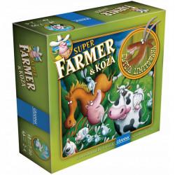 Granna GRA RODZINNA Super Farmer & Koza Edycja Limitowana 3499