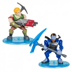 Jazwares FORTNITE Dwupak Figurek SERGEANT JONESY&CARBIDE 63533