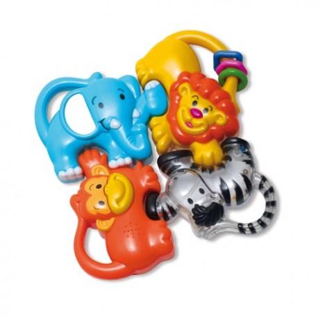 Smily Play - 0609 - Puzzle - Moje Zoo 2 w 1