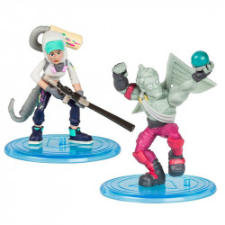 Jazwares FORTNITE Dwupak Figurek LOVE RANGER&TEKNIQUE 63532