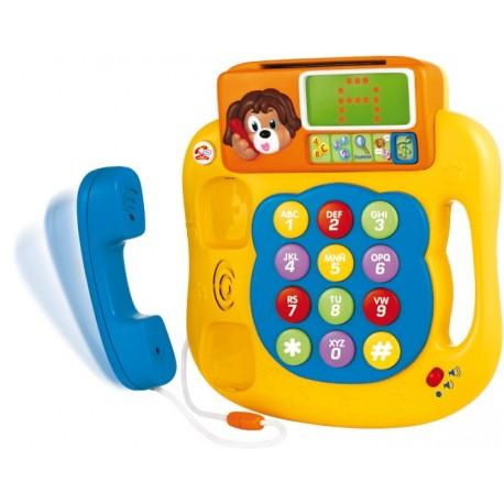 Smily Play - 2336 - Telefon Interaktywny - Mądra Główka