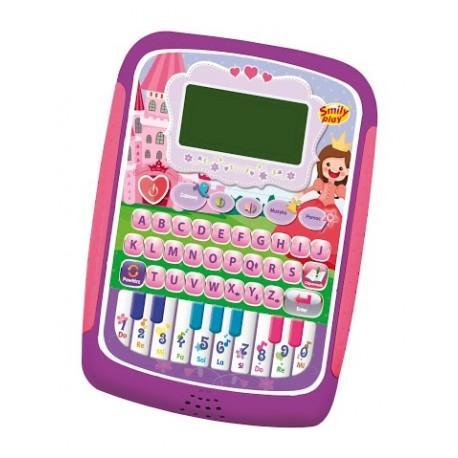 Smily Play - 2269G - Mój Pierwszy Tablet - Różowy