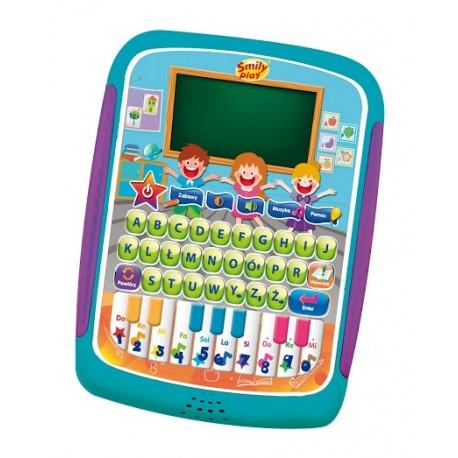 Smily Play - 2269 - Mój Pierwszy Tablet - Niebieski