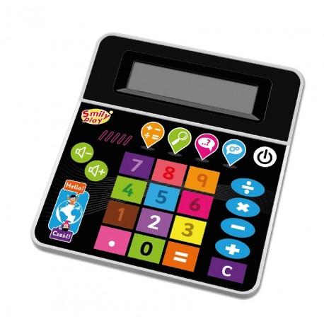 Smily Play - S14500 - Edukacyjny Kalkulator - Polsko - Angielski