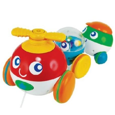 Smily Play - 0900 - Bańkomania - Bańkowy Pociag