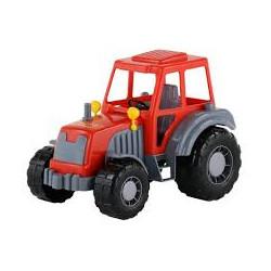 WADER POLESIE Pojazd Rolniczy TRAKTOR Czerwony 35325
