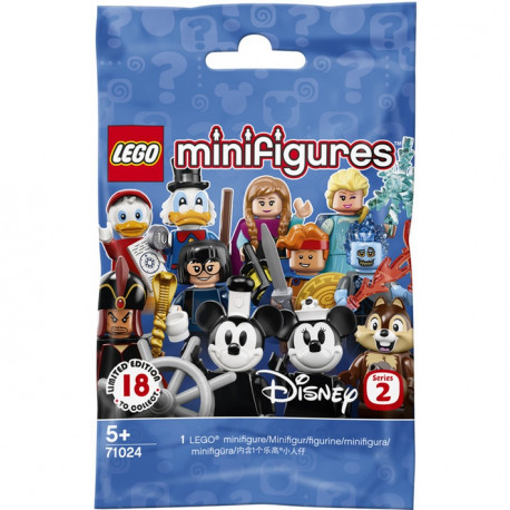LEGO MOVIE 71024 Minifigurki Lego DISNEY