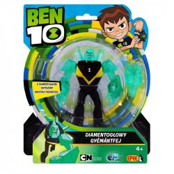 BEN 10 Figurka DIAMENTOGŁOWY 76103