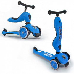 Scoot and Ride Niebieska HULAJNOGA JEŹDZIK 962025