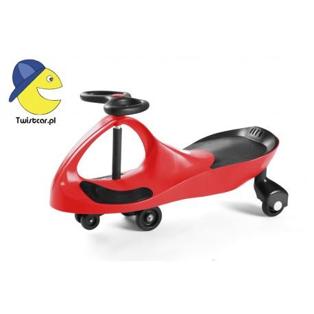 TwistCar - Jeździk Twistcar - Czerwony