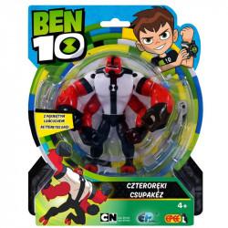 EPEE BEN 10 Figurka CZTERORĘKI 76104