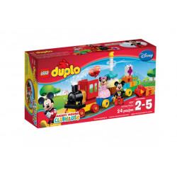 LEGO DUPLO 10597 Parada Urodzinowa MYSZKI MINNIE i MIKI