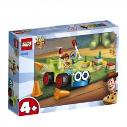 LEGO JUNIORS 10766 Toy Story CHUDY I PAN STEROWANY