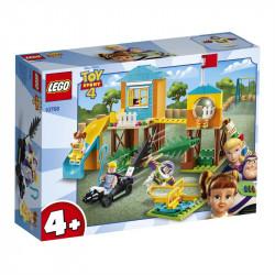 LEGO JUNIORS 10768 Toy Story PRZYGODA BUZZA I BOU