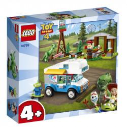 LEGO JUNIORS 10769 Toy Story WAKACJE W KAMPERZE