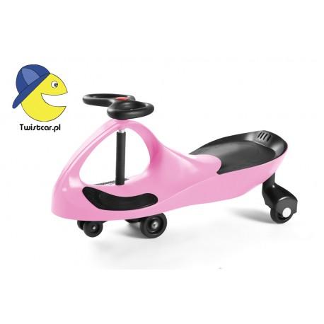 TwistCar - Jeździk Twistcar - Różowy