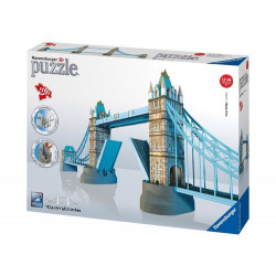 Ravensburger Puzzle 3D TOWER BRIDGE 216 Elementów 125593
