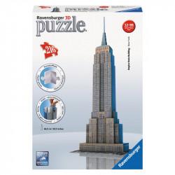 Ravensburger Puzzle 3D EMPIRE STATE BUILDING 216 Elementów 125531