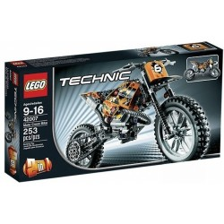 LEGO TECHNIC 42007 Motor Crossowy