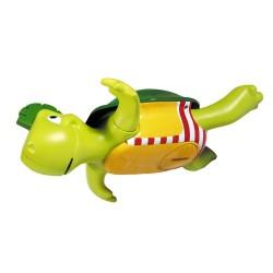 Tomy - E2712- Zabawka do Kąpieli - Pływający Żółw Śpiewak
