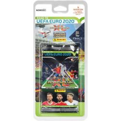PANINI FIFA UEFA EURO 2020 BLISTER Karty Piłkarskie 5 Saszetek 9850