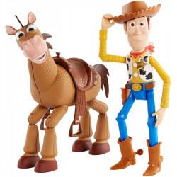 Toy Story 4 Chudy z Mustangiem GDB91