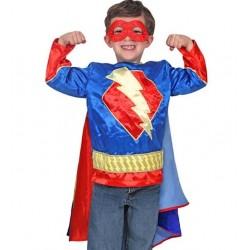 Melissa & Doug - 14788 - Strój Super Bohatera - Kostium Super Bohatera