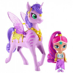 FISHER-PRICE Shimmer&Shine Shimmer i Magiczny Zahracorn FWH12