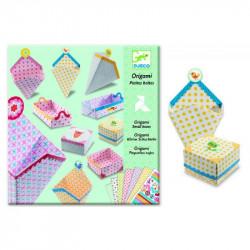 DJECO Zestaw Origami Pudełeczka 08774