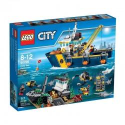LEGO CITY 60095 Podwodny Świat - Statek Do Badań Głębinowych NOWOŚĆ 2015
