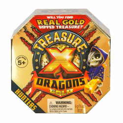 Treasure X ZŁOTY SKARB Dragons Gold 41507