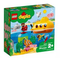 LEGO DUPLO 10910 Przygoda w Łodzi Podwodnej