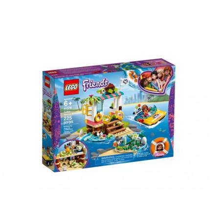LEGO FRIENDS 41376 NA RATUNEK ŻÓŁWIOM