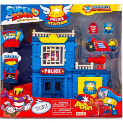 Magic Box Toys SUPER ZINGS Posterunek Policji 7341