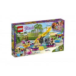 LEGO FRIENDS 41374 Impreza Andrei na Basenie