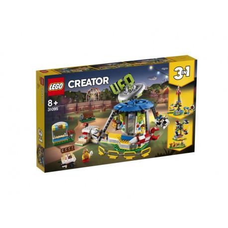 LEGO CREATOR 31095 Karuzela w Wesołym Miasteczku