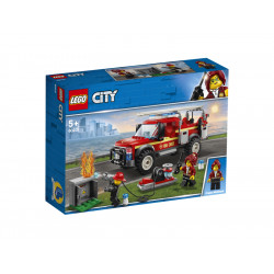 LEGO CITY 60231 Terenówka Komendantki Straży Pożarnej