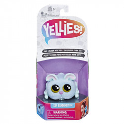 HASBRO Yellies Interaktywny Królik SIR BUNNINGTON E6144